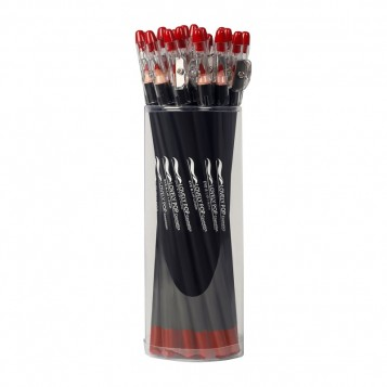 LOVELY POP 2 IN 1 EYE AND LIP LINER RED