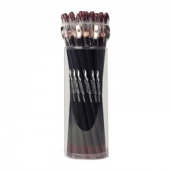 LOVELY POP 2 IN 1 EYE AND LIP LINER NATURAL BROWN