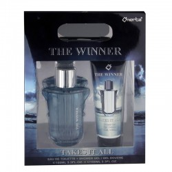 COFFRET EAU DE TOILETTE THE WINNER TAKES IT ALL