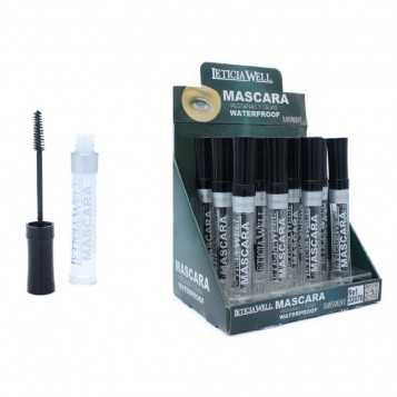 MASCARA TRANSPARENT WATERPROOF LETICIA WELL