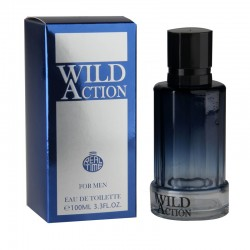 EAU DE TOILETTE WILD ACTION