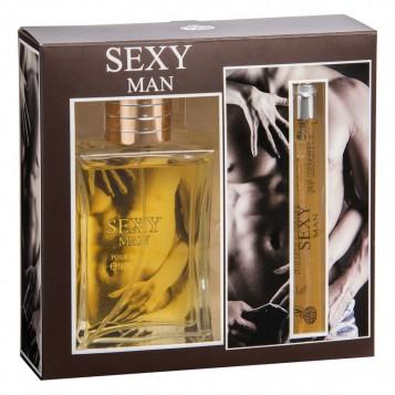 COFFRET EAU DE TOILETTE SEXY MAN