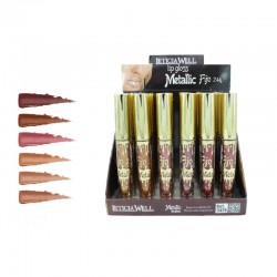 LIP GLOSS METALLIQUE LETICIA WELL