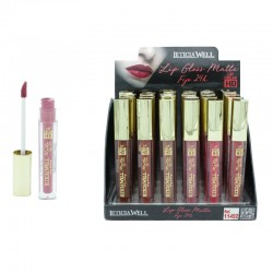 LIP GLOSS MAT 24H LETICIA WELL