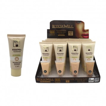 BB CREME LETICIA WELL