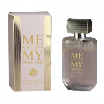 EAU DE PARFUM ME, MY LIFE, MY PERFUME