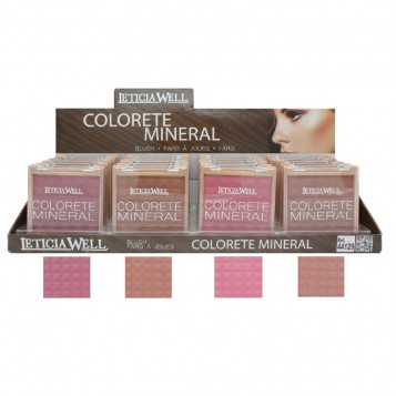 BLUSH MINERAL LETICIA WELL