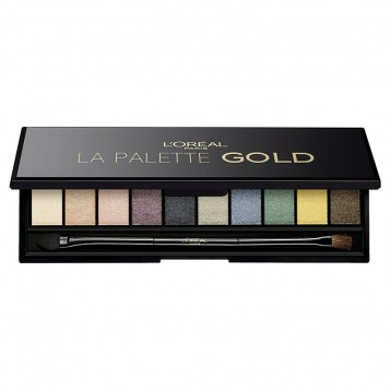 L'ORÉAL PALETTE GOLD COLOR RICHE