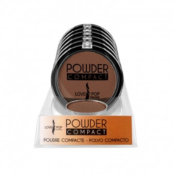RECHARGE POUDRE COMPACTE N°6 LOVELY POP