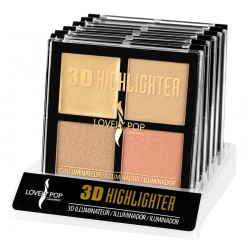3D HIGHLIGHTER LOVELY POP