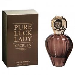 EAU DE PARFUM PURE LUCK LADY SECRETS