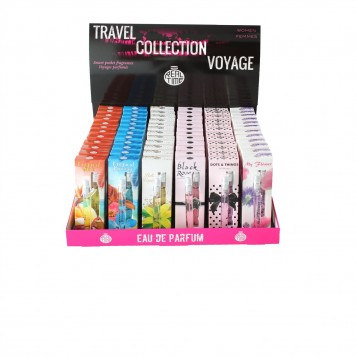 COLLECTION TRAVEL REAL TIME