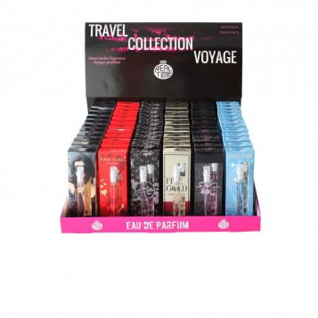 REAL TIME TRAVEL COLLECTION