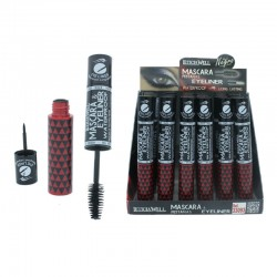 MASCARA EXTRA VOLUME 24HR LETICIA WELL