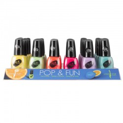 VERNIS A ONGLES POP & FUN LOVELY POP
