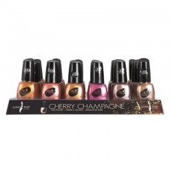 VERNIS A ONGLES CHERRY CHAMPAGNE LOVELY POP