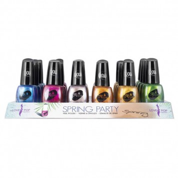 VERNIS À ONGLES SPRING PARTY LOVELY POP