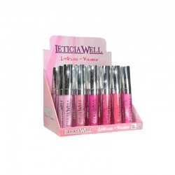 LIPGLOSS VOLUME LETICIA WELL