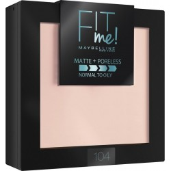 POUDRE FIT ME 104 MAYBELLLINE