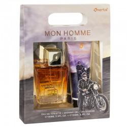 COFFRET EAU DE TOILETTE MON HOMME