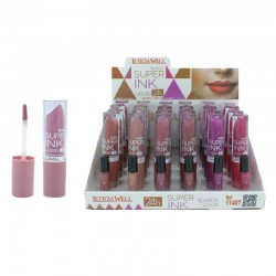 ROUGE A LEVRES LIQUIDE SUPER INK 24H LETICIA WELL