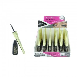 EYE LINER NOIR BLACK LIQUID WATERPROOF LETICIA WELL