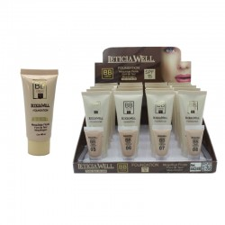 BB CREME FOUNDATION LETICIA WELL