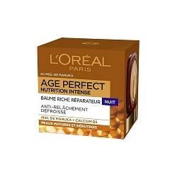 L'OREAL AGE PERFECT NUTRITION INTENSE CREME DE NUIT 50 ml