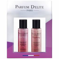 COFFRET BRUME PARFUMEE SWEET LADY ET RASPBERRY