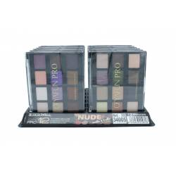 OMBRES A PAUPIERES NUDE 12 COULEURS N°005 LETICIA WELL