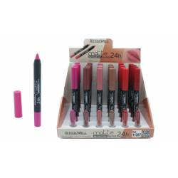 CRAYON A LEVRES MATTE SENSATION 24H LETICIA WELL