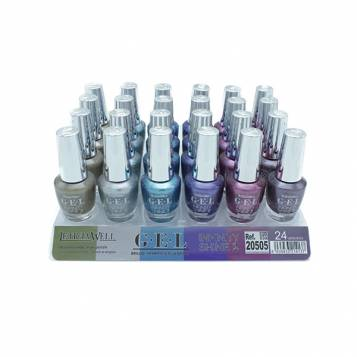 VERNIS GEL INFINITY SHINE 505 LETICIA WELL