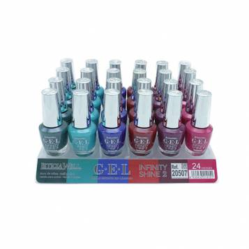 VERNIS GEL INFINITY SHINE 507 LETICIA WELL