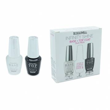 PACK BASE + TOP COAT INFINITY SHINE LETICIA WELL
