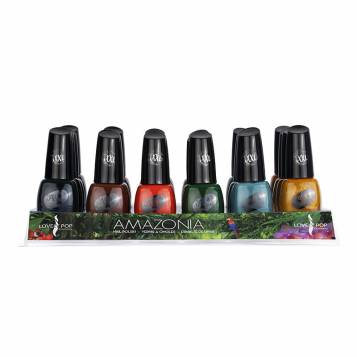 VERNIS À ONGLES AMAZONIA LOVELY POP