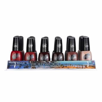 VERNIS À ONGLES HOLLYWOOD LOVELY POP