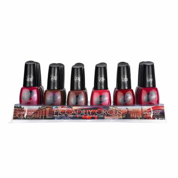 VERNIS À ONGLES PICCADILLY CIRCUS LOVELY POP