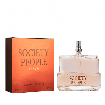 "EAU DE TOILETTE ""SOCIETY PEOPLE"" MY ORIGINAL VERSION"
