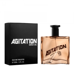 "EAU DE TOILETTE ""AGITATION EDITION CITY"" MY ORIGINAL VERSION"