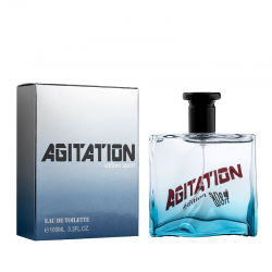"EAU DE TOILETTE ""AGITATION EDITION SPORT"" MY ORIGINAL VERSION"