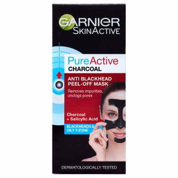 MASQUE ANTI POINTS-NOIRS CHARCOAL GARNIER