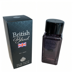 EAU DE TOILETTE BRITISH BLEND REAL TIME