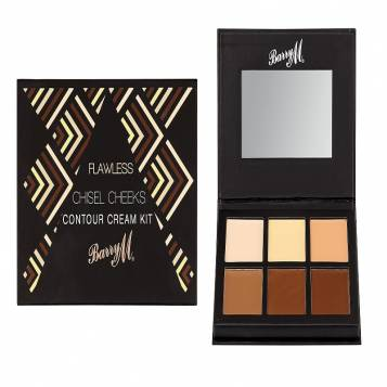 CONTOURING FLAWLESS CREAM KIT BARRY M