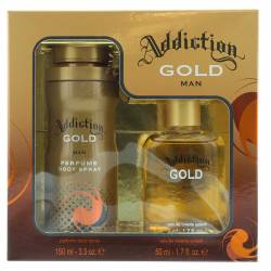 COFFRET EAU DE PARFUM ADDICTION GOLD