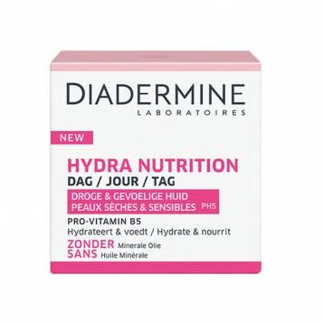 CREME DE JOUR HYDRA NUTRITION DIADERMINE
