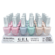 LETICIA WELL INFINITY SHINE 520 GEL NAIL VARNISH