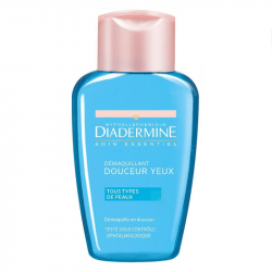 DIADERMINE SOFT EYES MAKEUP REMOVER