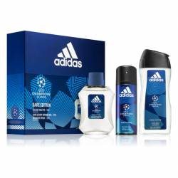 ADIDAS UEFA CHAMPIONS LEAGUE GIFT SET FOR MEN