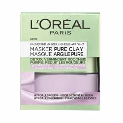 L'ORÉAL PURE CLAY SOOTHING FACE MASK