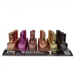 VERNIS A ONGLES MIRROIR LETICIA WELL